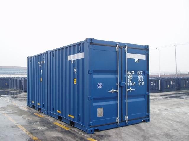 Conteneur 8 pieds maritime container de stockage 8 39 1er for Container conteneur