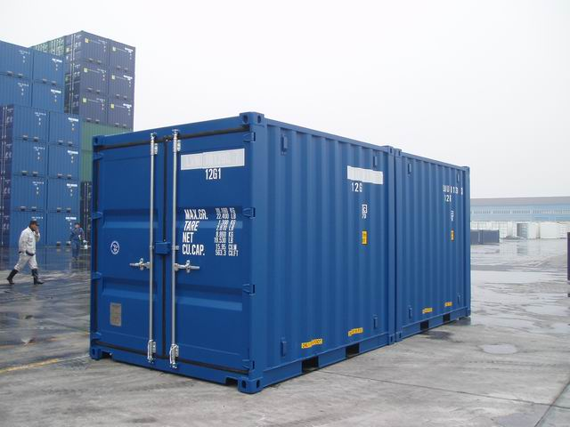 container maritime 10 pieds bgood containers. Black Bedroom Furniture Sets. Home Design Ideas