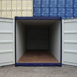 container double door