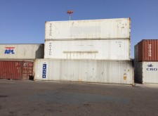 Sales used reefer container dubai