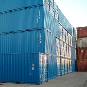 dépôts de conteneurs