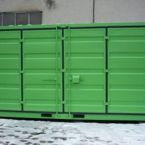 Container'ouverturelatérale